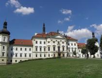 Monasterio de Hradisko en Olomouc