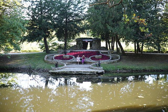 Parque Majolán en Blanquefort