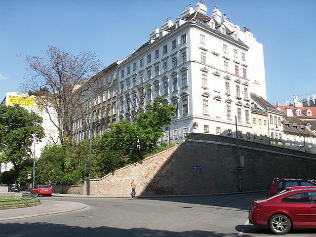 Casa Pasqualati de Viena