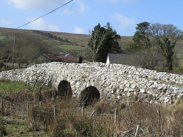 Quiet Man Bridge en Galway