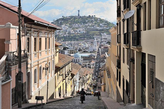 Centro Cultural Metropolitano de Quito