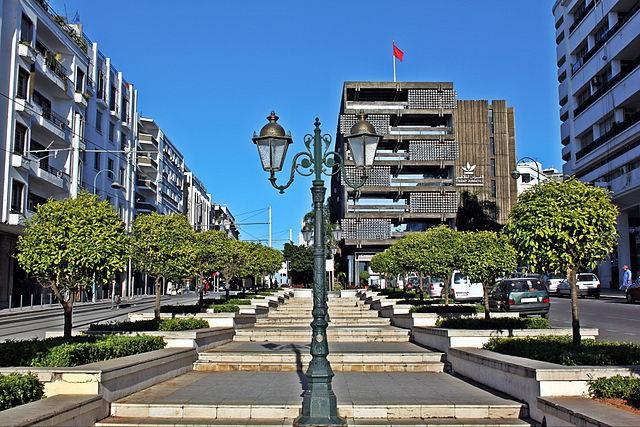 Royal Cinéma en Rabat