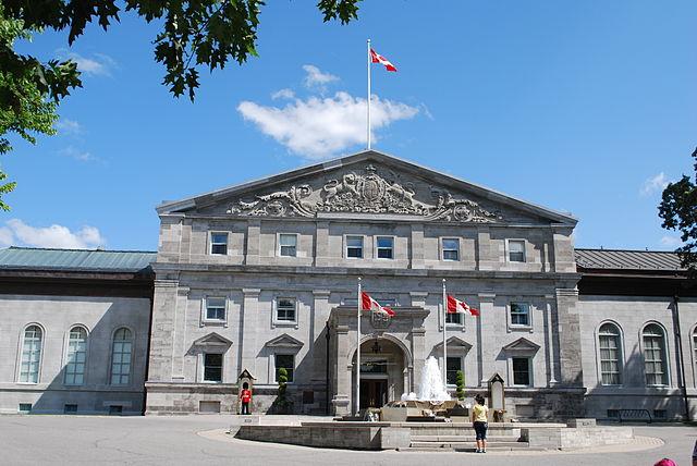 Residencia Rideau Hall en Ottawa