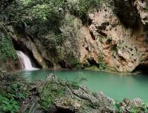 Salto de Agua de Caburni en Trinidad