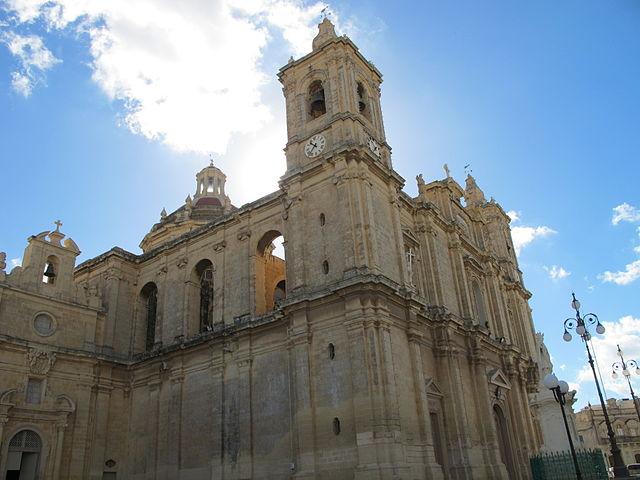 Iglesia de Santa Catalina en Zetjun