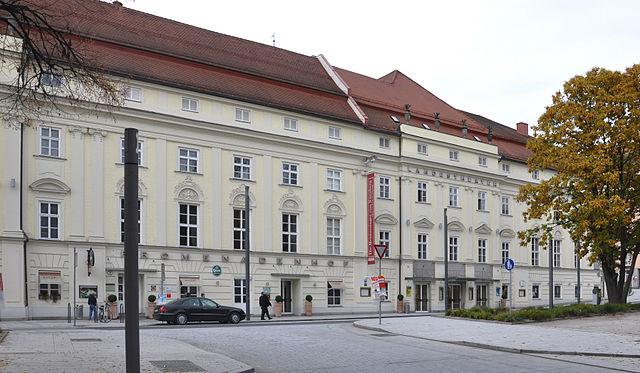 Landestheater en Linz