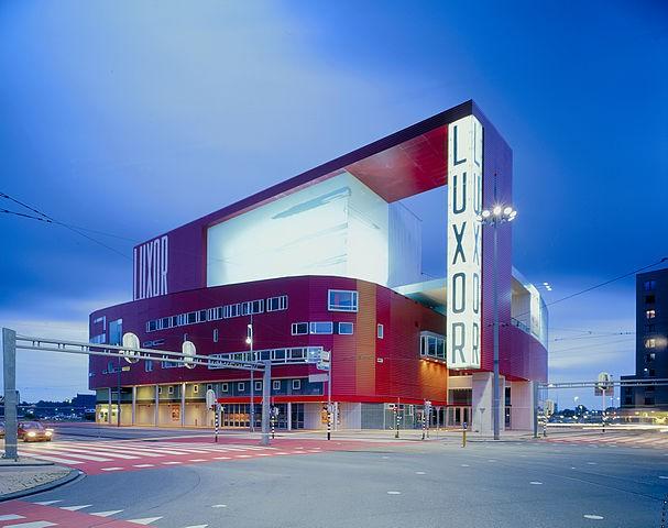 Teatro Luxor en Rotterdam