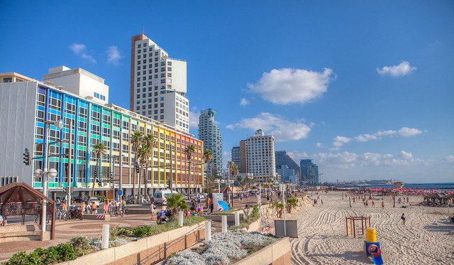 Galería Gebo en Tel Aviv