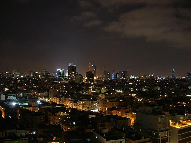 Galería de arte Shoham en Tel Aviv