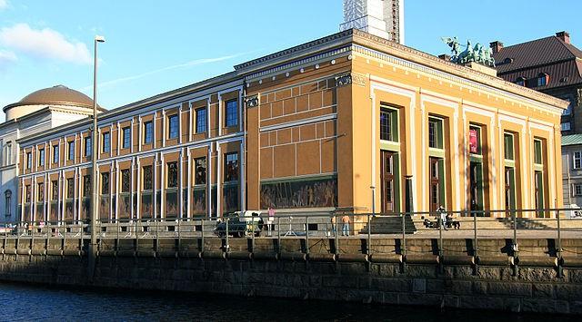 Museo Thorvaldsens en Copenhague