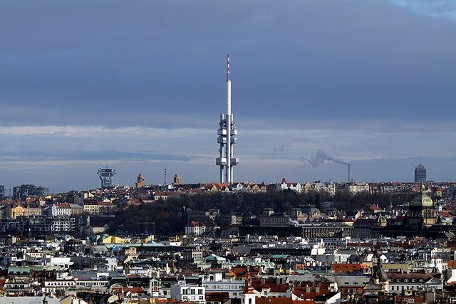 Torre de Televisión de Praga
