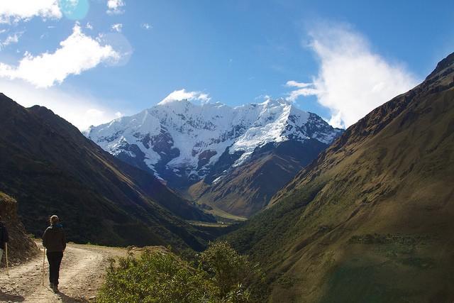 Camino de Salkantay de Cuzco