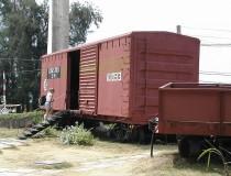 Memorial Tren Blindado de Santa Clara