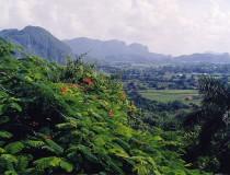 Valle de Viñales en Pilar del Río