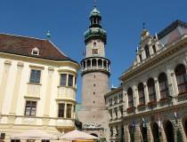 Torre de Vigilancia en Sopron