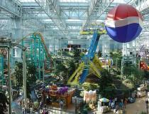 Mall of America, el centro comercial más grande de Estados Unidos