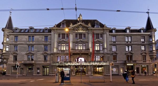 Schauspielhaus Zürich, un importante y prestigioso teatro