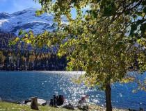 Maloja, un destino suizo para el otoño