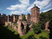 El Castillo de Heidelberg, una de las principales atracciones de la ciudad