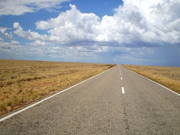 Highway 1 es la carretera más larga de Australia