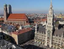 La Marienplatz, la plaza más popular de Munich