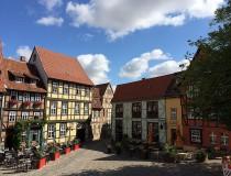 Quedlinburg, una ciudad Patrimonio de la Humanidad