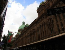 Queen Victoria Building, otro lugar que conocer en Sidney