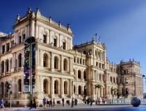 The Treasury, el casino más famoso de Brisbane