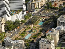 Plaza Altamira de Caracas