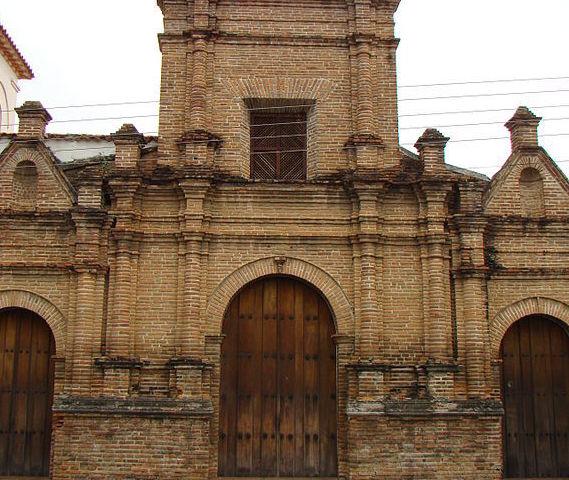 Iglesia de Nuestra Señora del Pilar en Araure
