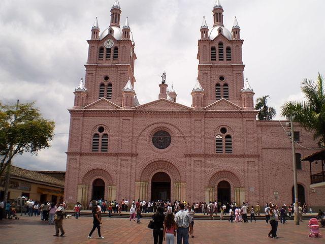 Basílica Menor del Señor de los Milagros de Buga