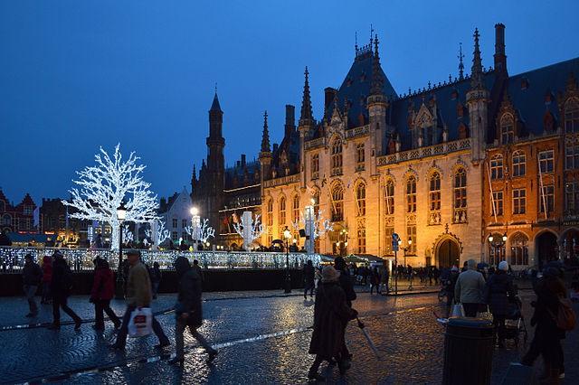 Galletas de Navidad tradicionales de Bélgica
