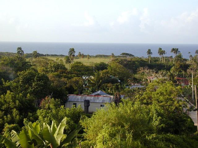 Laguna Dudú en República Dominicana