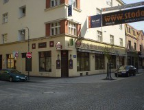 Calle Stodolní en Ostrava