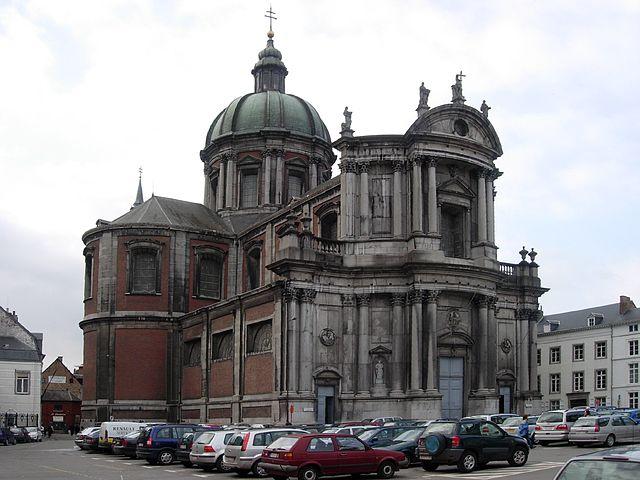 Catedral de Saint Autbin en Namur