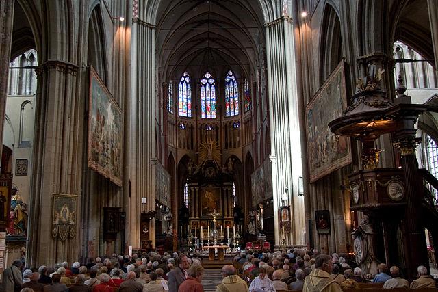 Catedral de San Salvador de Brujas