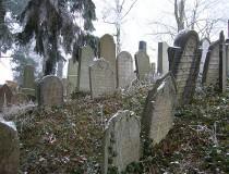 Cementerio judío de Trebic