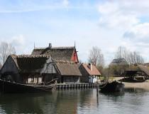 Centro de la Edad Media, museo al aire libre