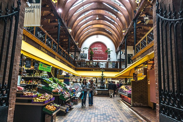 English Market en Cork