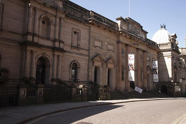 Galerías Museo de la Justicia de Nottingham