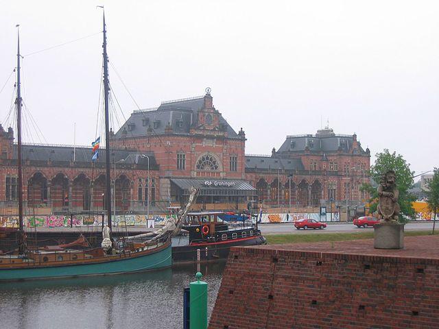 Museo Marítimo del Norte en Groninga