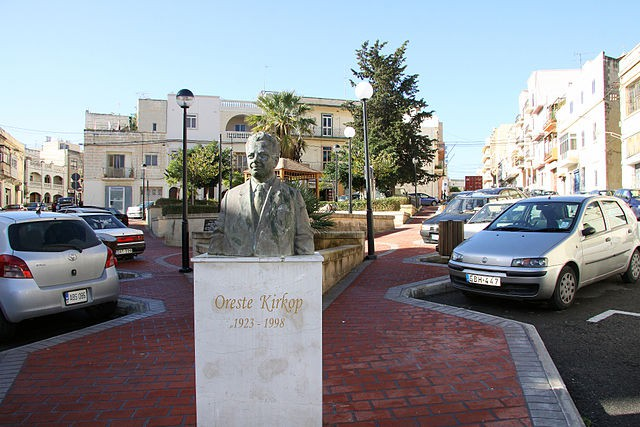 Iglesia Inmaculada Concepción de María en Hamru