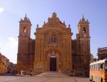 Iglesia Parroquial de Qrendi en Malta