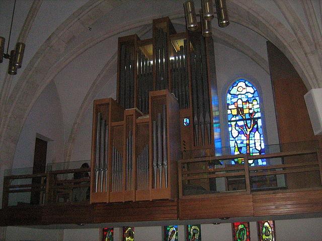 Iglesia de Emmanuel de Tel Aviv