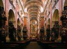 Basílica de San Santiago el Mayor en Praga