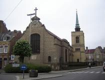 Iglesia Memorial de San Jorge en Ypres