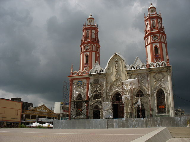 Iglesia de San Nicolás en Barranquilla