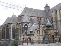 Iglesia de San Miguel en Gante