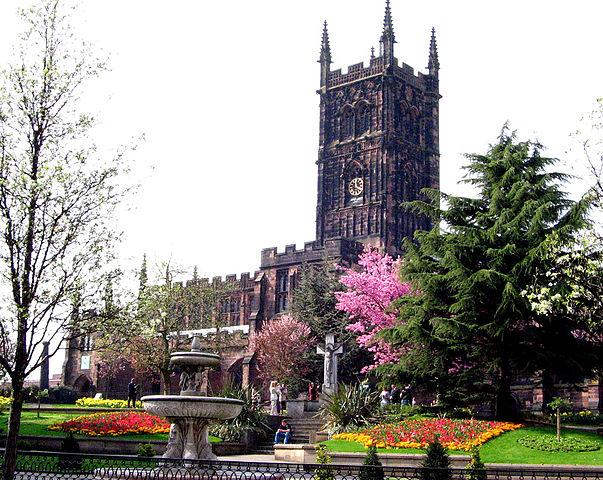 Iglesia de San Pedro de Wolverhampton