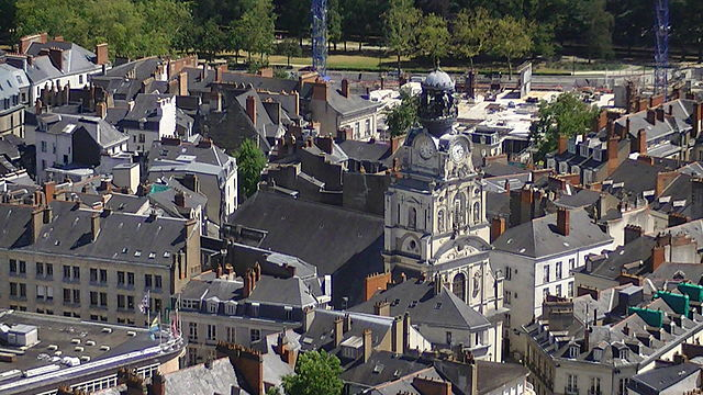 Iglesia de la Santa Cruz de Nantes